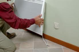 installation chauffage électrique