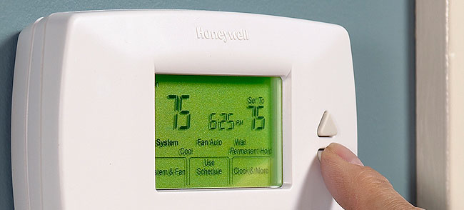 Installer un thermostat programmable