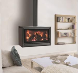 poele bois rt 2012 se chauffer maison. Black Bedroom Furniture Sets. Home Design Ideas