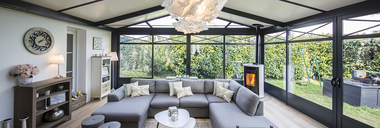 comment optimiser l isolation et le chauffage de sa v randa. Black Bedroom Furniture Sets. Home Design Ideas