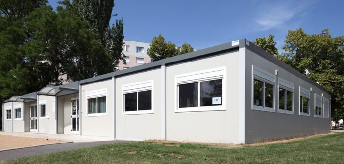 Quel type de chauffage dans un bâtiment modulaire ?