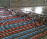Quid du chauffage au sol avec un plancher béton