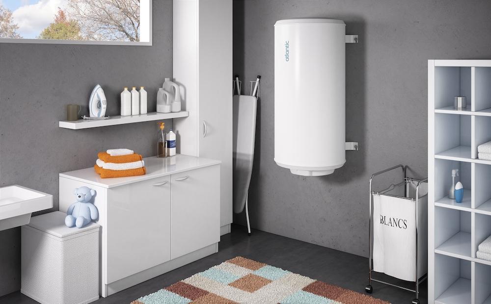 Chauffe-eau installation