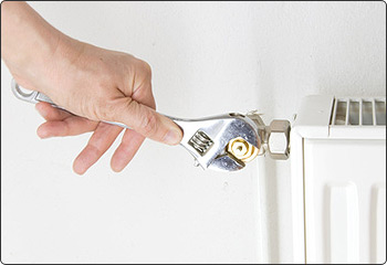 réparer installation chauffage