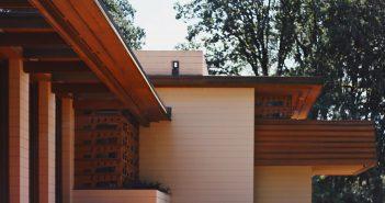 Une maison d'architecte en bois